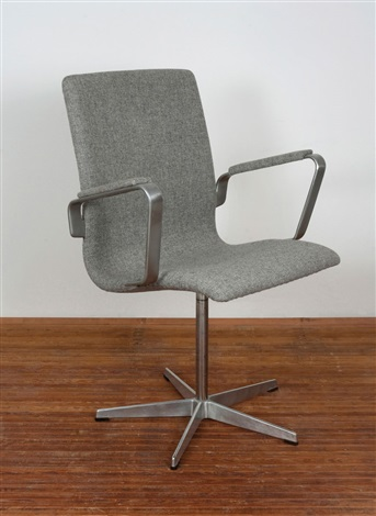 armlehnstuhl oxford by arne jacobsen