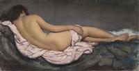 Joven desnuda, 1949