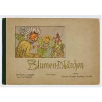 blumen-märchen (bk w/15 works, 8vo) by ernst kreidolf