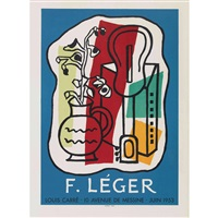 f. léger louis carré by fernand léger
