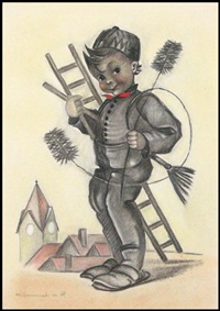 little boy by bertha hummel