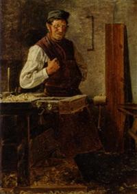 landsbysnedkeren by christian (jens c.) thorrestrup