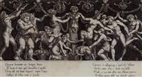 sacrifice de priape by bernardo (dado) daddi