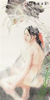 花样年华 (nude) by ma yuan