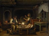 vid aftonlampan by bengt nordenberg