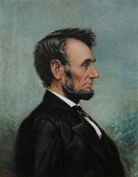 abraham lincoln by franklin c. courter