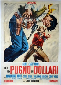 a fistful of dollars by sandro simeoni