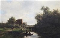 summer in holland by willem vester