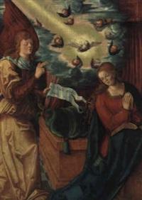mariä verkündigung by hans (suess von) kulmbach