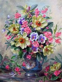 albert williams peintre