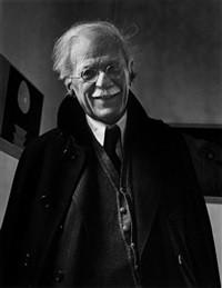 alfred stieglitz at an american place by ansel adams