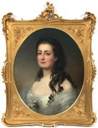 countess julia junyady de kethely by friedrich von amerling