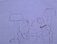 i suppose all you think is war by james thurber
