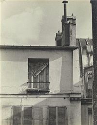 untitled (paris) by ilse bing