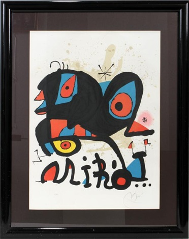 louisiana by joan miró