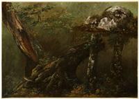 skogslandskap by thomas fearnley