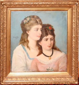 the sisters by edgar aubry