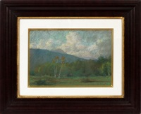 untitled by willard leroy metcalf