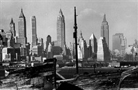 new york by andreas feininger
