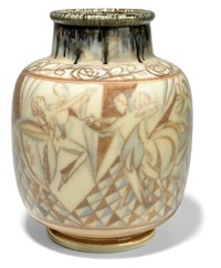 vase by william e. hentschel