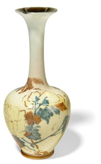 stick neck vase by william e. hentschel