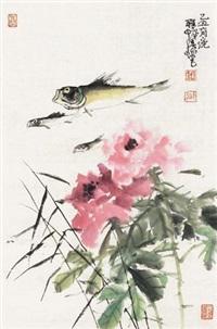 花鸟 by cheng shifa