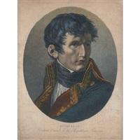 bonaparte, premier consul de la republique française by j.f. cazenave