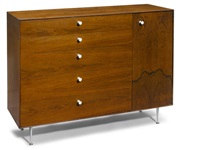 thin edge chest by george nelson & associates