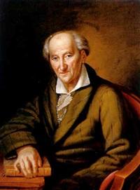 portrait eines gelehrten herren by karl gottlieb schweikart