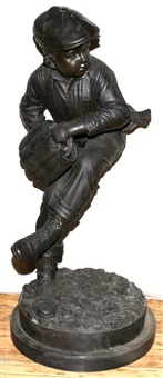 baseball player by jim davidson