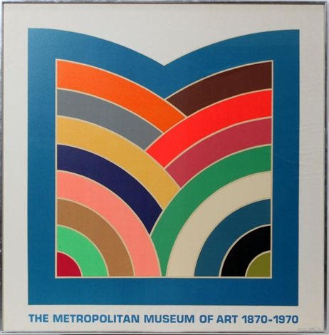 metropolitan museum of art 1870 1970 by frank stella