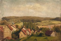 willinghausen (oberhessen) by karl raupp