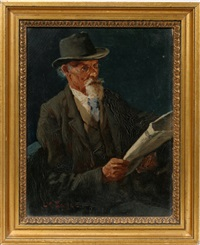 george elmer browne by lawrence carmichael earle