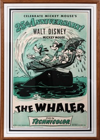 the whaler by walt disney