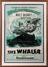 the whaler by walt disney