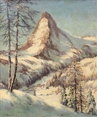 sierra mountains by jack wilkinson smith