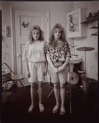 the stewart sisters, h.f. grebey jr high school, hazleton, pa by judith joy ross