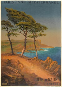côte d'azur l'esterel by laurent adenot