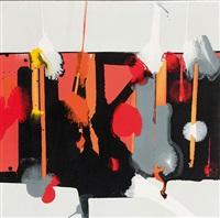 abstrakte komposition by franz fedier