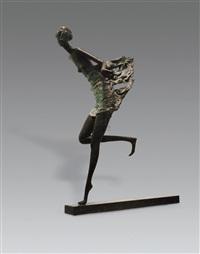 runner by wang peng