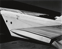ford tri motor plane by brett weston