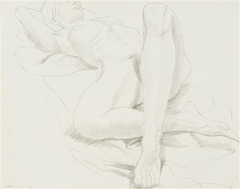 akt by philip pearlstein