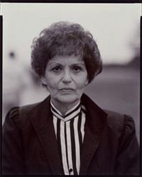 untitled portraits at vietnam veteran memorial, washington, d.c by judith joy ross