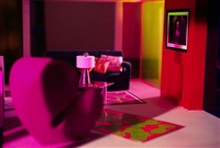 kaleidoscope house # 5 by laurie simmons
