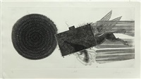 divers line by james rosenquist