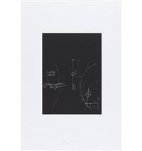 tafel i, ii, iii, 1980 by joseph beuys