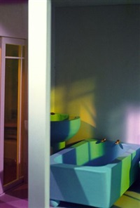 kaleidoscope house # 11 by laurie simmons