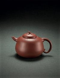 mansheng teapot by pei shimin