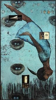 strange saint #7 by monika lin