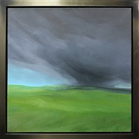 green expanse ii by nila oakes